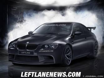 BMW M3 GTS-R by jonsibal