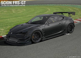 Scion FRS-GT by jonsibal