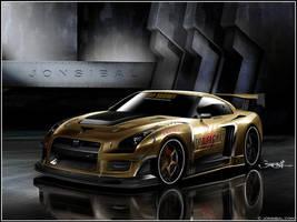 TOP SECRET's GTR Proto by jonsibal