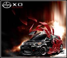 Scion XD - Shell Shocked by jonsibal