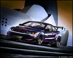 Pontiac GTR by jonsibal