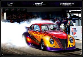 VW Drag Beetle by jonsibal