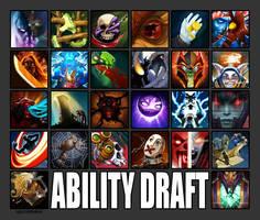 Dota 2 Ability Draft by ugurcanbakar