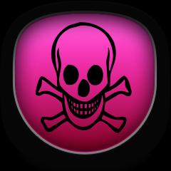 Boss skull icon by gravitymoves