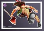Altair Tarazawa Jump!!! by KevinTheHuman