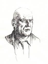 Hank Schrader by Hristov13