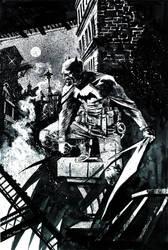 Batman Commission #2 by Hristov13