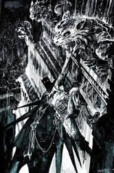 Batman Commission #4 by Hristov13