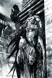 Batman Commission #5 by Hristov13