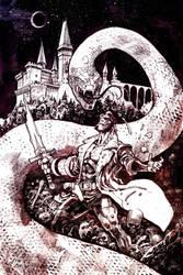 Hellboy Commission 2 by Hristov13