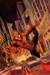 Spider-Man Commission by Hristov13