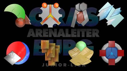 ORAS Arenaleiterburg Suishomaru: Junior-Orden by andreb1996