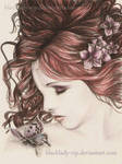 The Butterfly by blacklady-vip