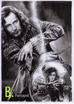 Sirius Black and Bellatrix Lestrange by B-Portrayed