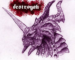 The Destroyer Incarnate by center64