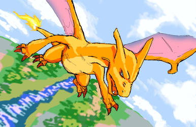 Charizard by center64