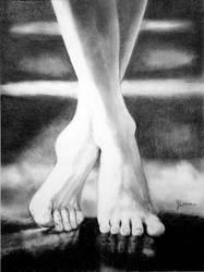 Escaped-emotions' dancer by Papkalaci