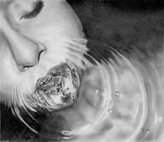 Underwater love by Papkalaci