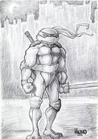 Leo Sketch by MRHaZaRD