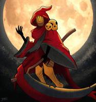 Specter Knight by jennyjams