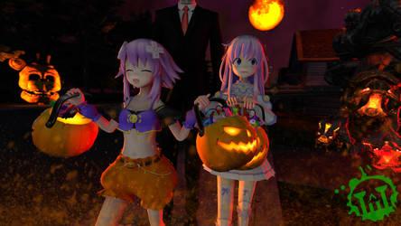 [SFM] Halloween #3 by DarkXbelgium
