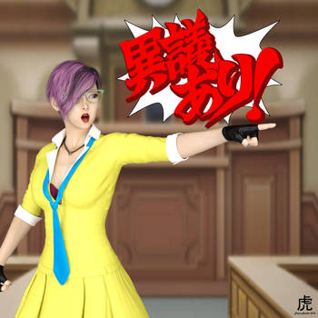 OBJECTION! by TrentHarlow