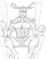 Mantis Lord by davidbarrkirtley