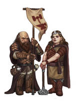 Dwarves by Rhineville