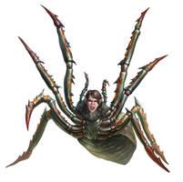 Phase Spider by Rhineville
