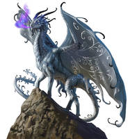 Silver Dragon by Rhineville
