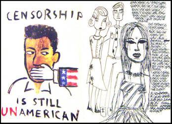 UnAmerican by ShitWeasel