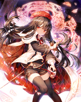 Commission for: Kurai by Tonowa