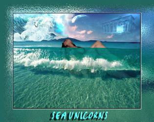 SEA UNICORNS by furbo