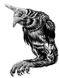 Stymphalian Bird by francesco-biagini