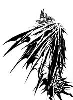 The Dark Knight by francesco-biagini