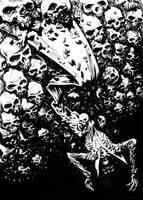 Alienguts: Deadman, down to the bone by francesco-biagini