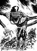 Judge Death by francesco-biagini