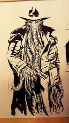 Detective Cthulhu by francesco-biagini