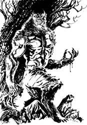Werewolf by Night by francesco-biagini