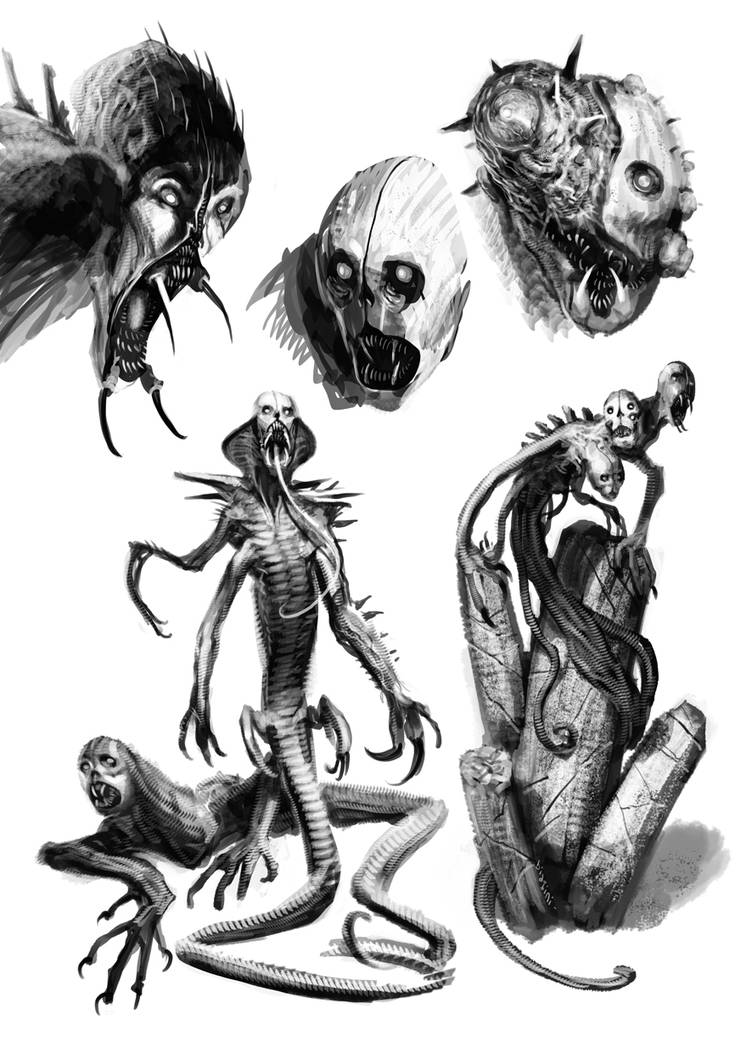 Wurm people by francesco-biagini