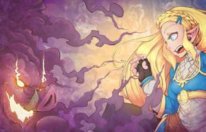 Zelda by XxSacrosimxX