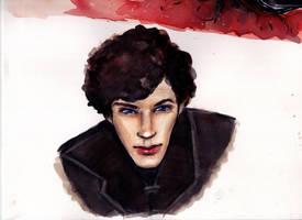 Sherlock BBC by Farbenfrei