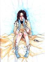 Cold - coloured version by Kociepierogi