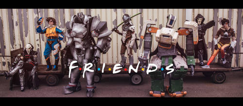 Friends by LibsCosplay
