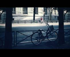 Movie Still IV - Mirror street by DianaGrigore