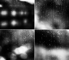 Rain on train by DianaGrigore