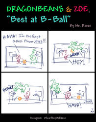 Zoe - Best At Basketball by MrReese-Mysteries
