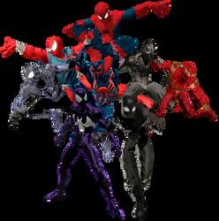 Spider-Man Shattered Dimension by GIOVANNIMICARELLI