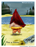 Summer Vacation in Silent Hill by GearsOfFlorence