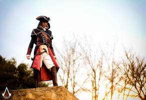 Revolution - Assassin's Creed 3 - The Huntsman by x-nightfire-x